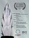 Cena LSFF 2012