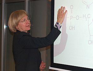 Prof. RNDr. Marta Kollárová, DrSc.