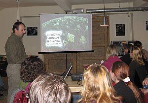 Nitra - Veda v CENTRE - 22.10.2009