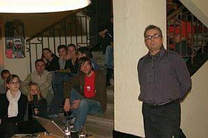 Nitra - Veda v CENTRE - 19.11.2009