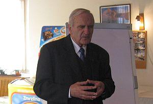prof. PhDr. Ján Sabol, DrSc.