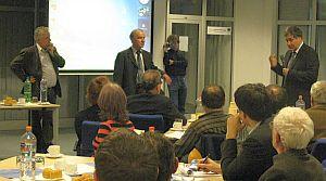 Prof. RNDr. Jaromír Pastorek, DrSc. vo Vede v CENTRE