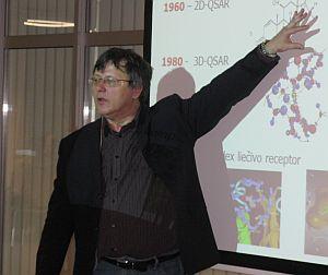 prof. PharmDr. Ján Kyselovič, CSc.